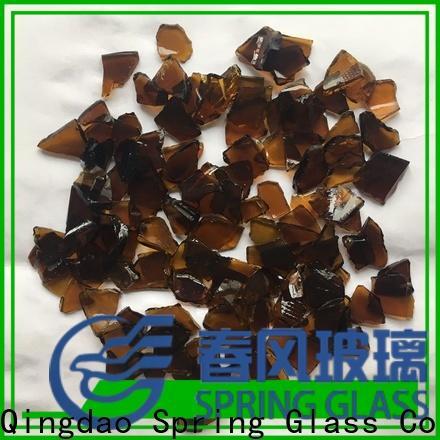 wholesale cullet manufacturer for fire bottle