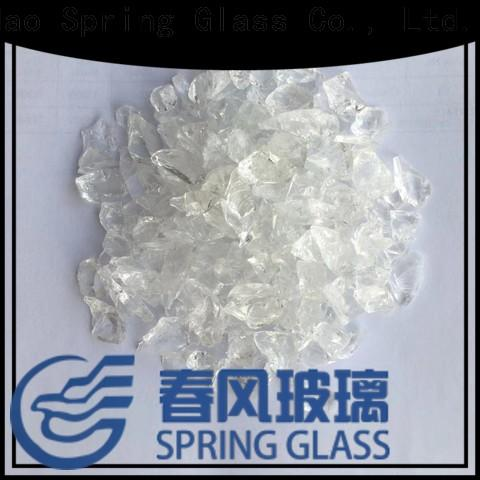 Spring Glass european recycled crushed glass manufacturer for sale