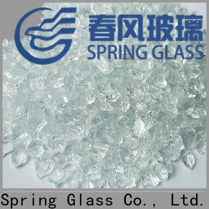 Spring Glass wholesale crushed glass supplier for kitchen