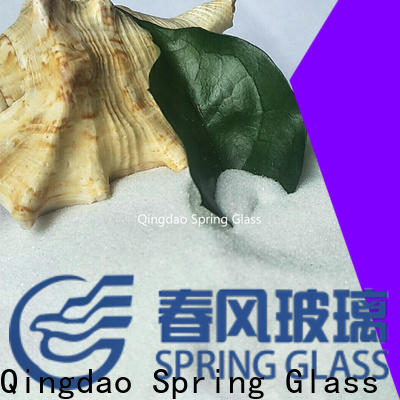Spring Glass crushed glass company for decoration