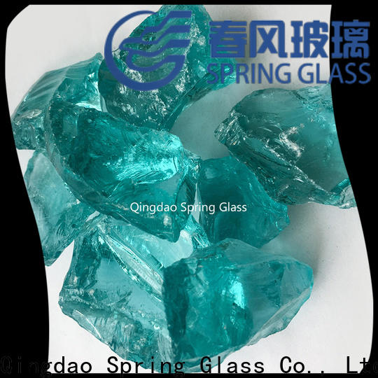 new crushed glass supplier for floor