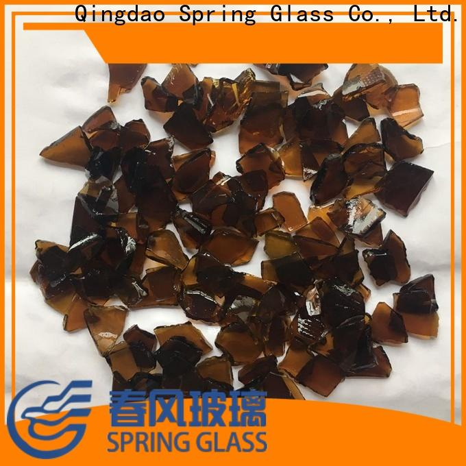 Spring Glass new cullet supplier for fire place