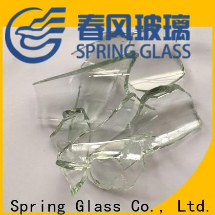 sheet glass cullet factory for water filtration