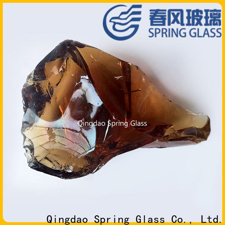 new fire glass rocks supplier for home