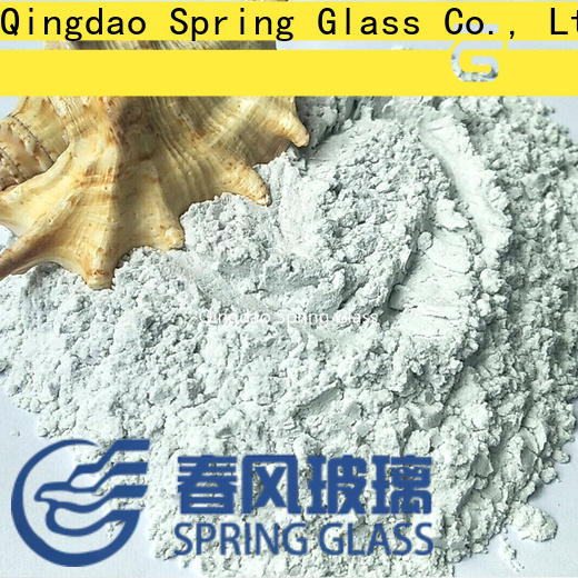 Spring Glass glass powder for busniess for industry