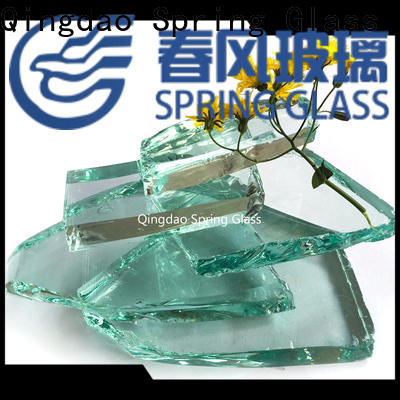 Spring Glass hot sale cullet factory for fire bottle