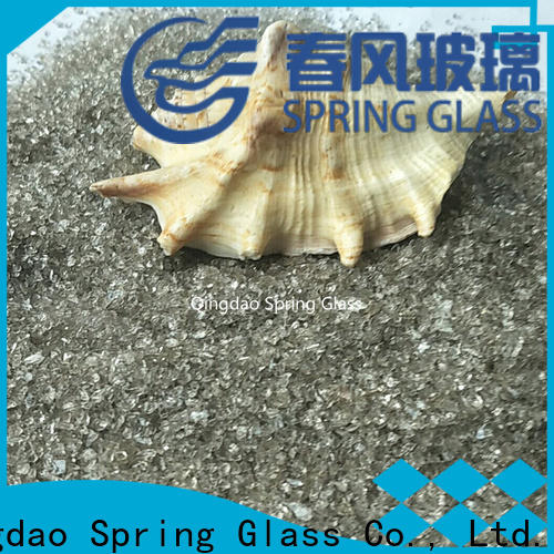 Spring Glass recycled crushed glass company for kitchen