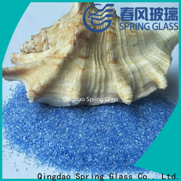 Spring Glass latest crushed glass factory for kitchen