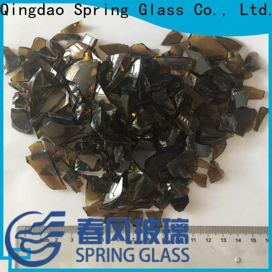 Spring Glass new cullet chips for fire place