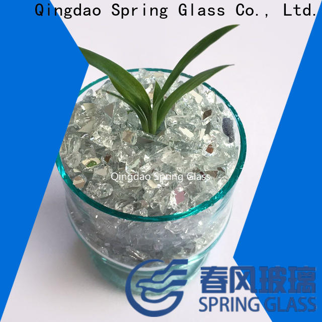 silver mirror chips supplier for sale