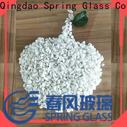 wholesale recycled crushed glass factory for kitchen