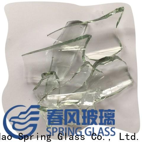 Spring Glass glass cullet company for fire pit