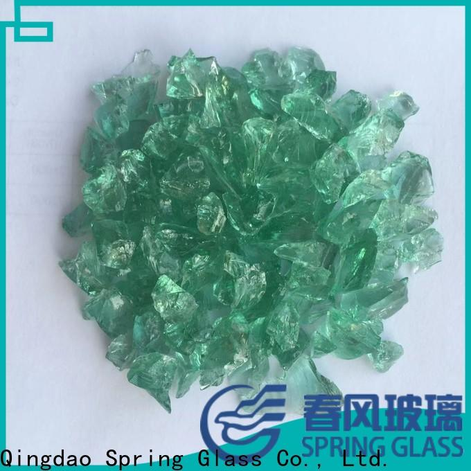 Spring Glass european crushed glass company for floor