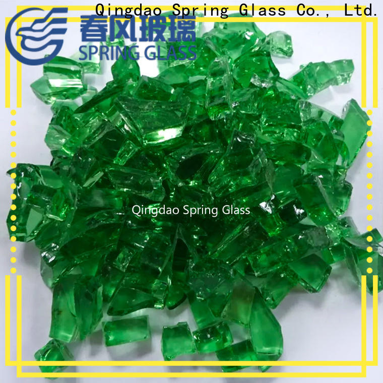float glass cullet for busniess for water filtration
