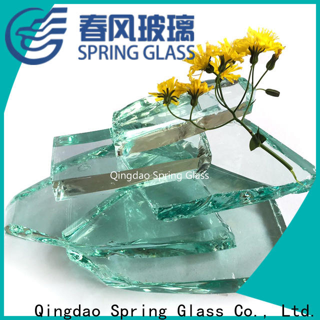Spring Glass float glass cullet for busniess for fire pit