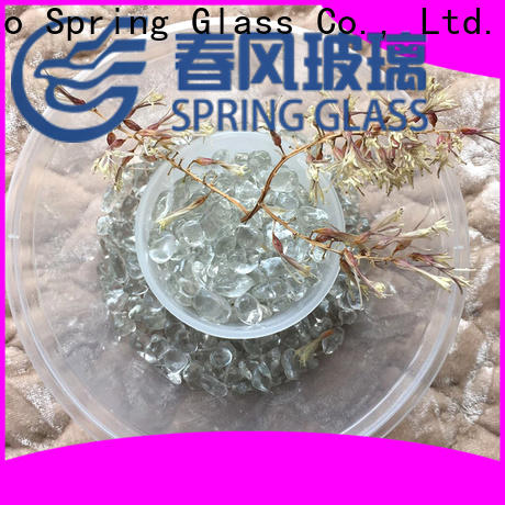 Spring Glass glass bead for busniess for decoration