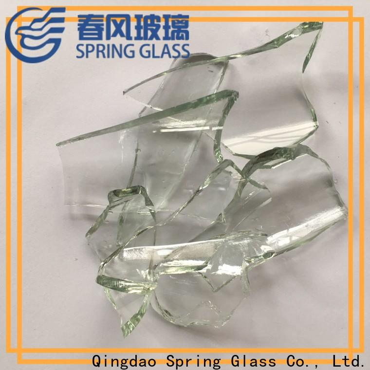 Spring Glass glass cullet manufacturer for fire pit