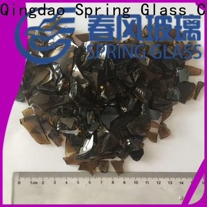 Spring Glass hot sale cullet chips for fire place