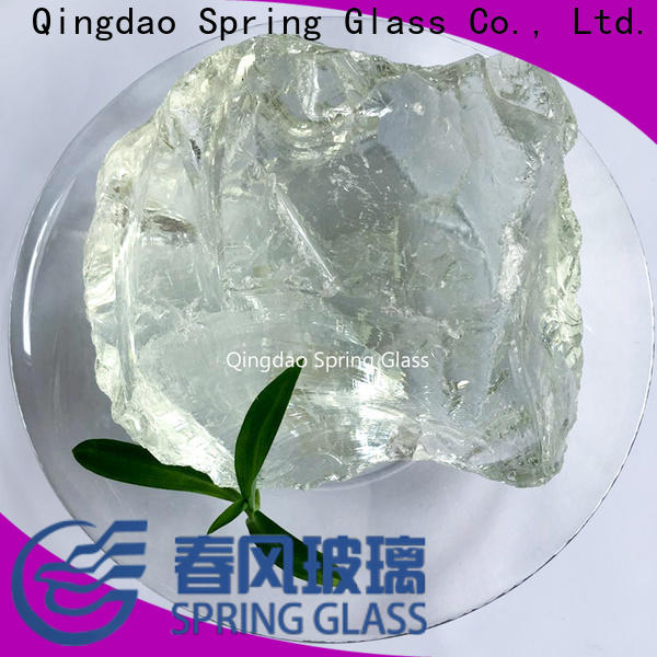 top landscaping glass rocks factory for home
