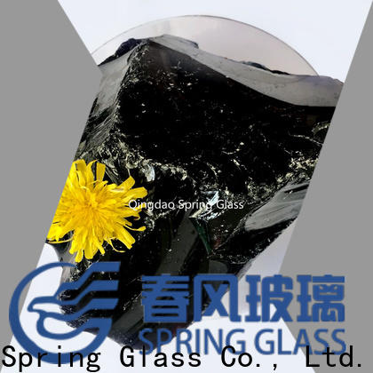 Spring Glass glass rocks company for garden