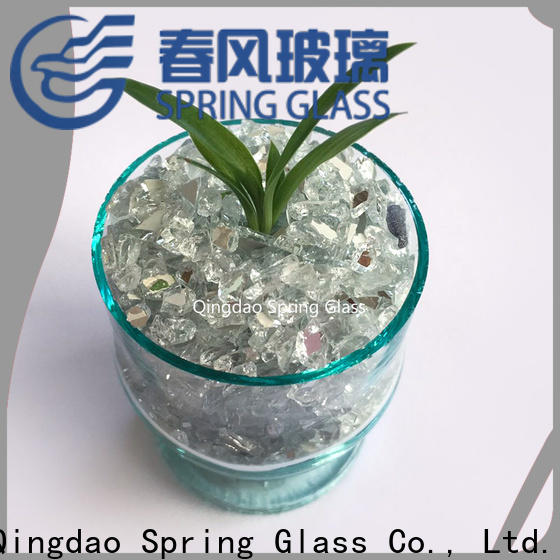 Spring Glass best crushed glass chips company