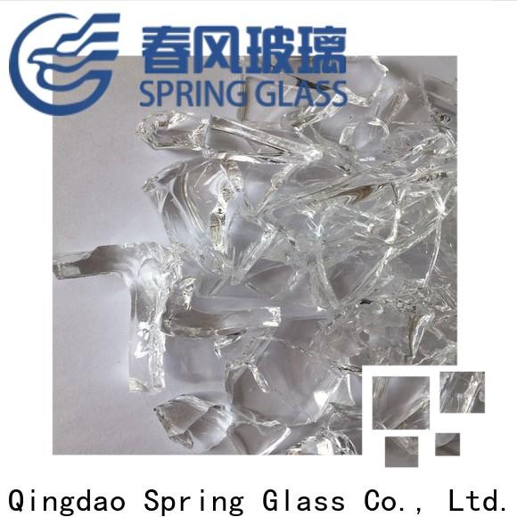 hot sale glass cullet for busniess for fire bottle