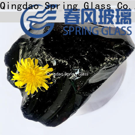 best glass rocks supplier for square