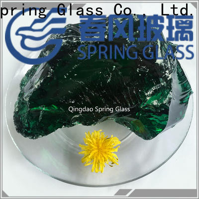 Spring Glass latest fire glass rocks supplier for home