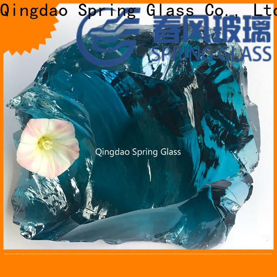 latest fire glass rocks manufacturer for garden