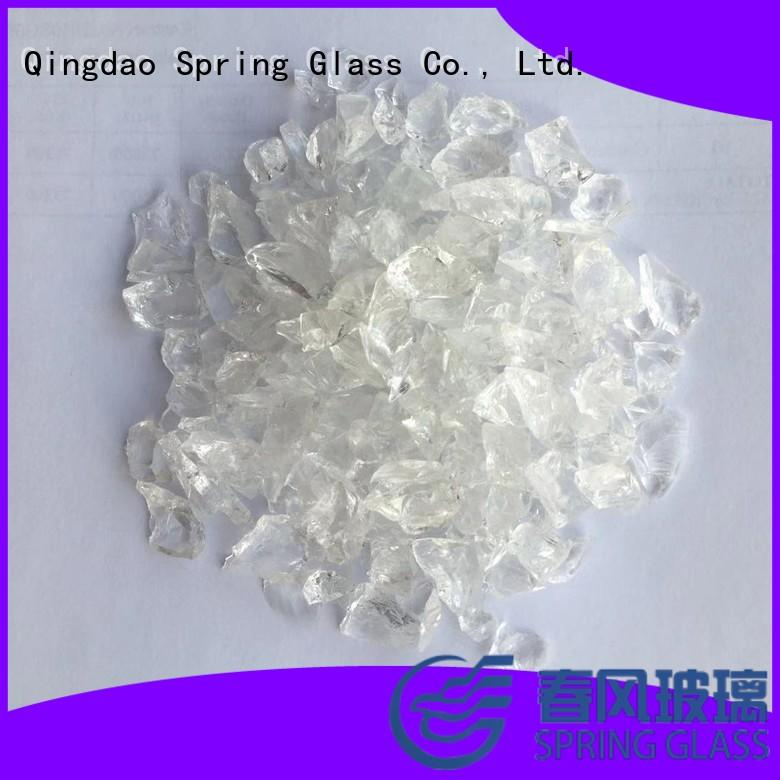 Spring Glass crushed glass manufacturer for kitchen
