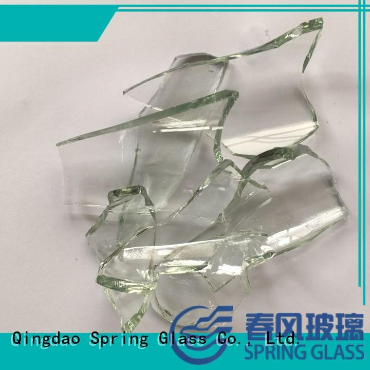 Spring Glass glass cullet fast delivery for fire place