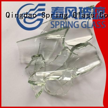 Spring Glass latest cullet chips for water filtration