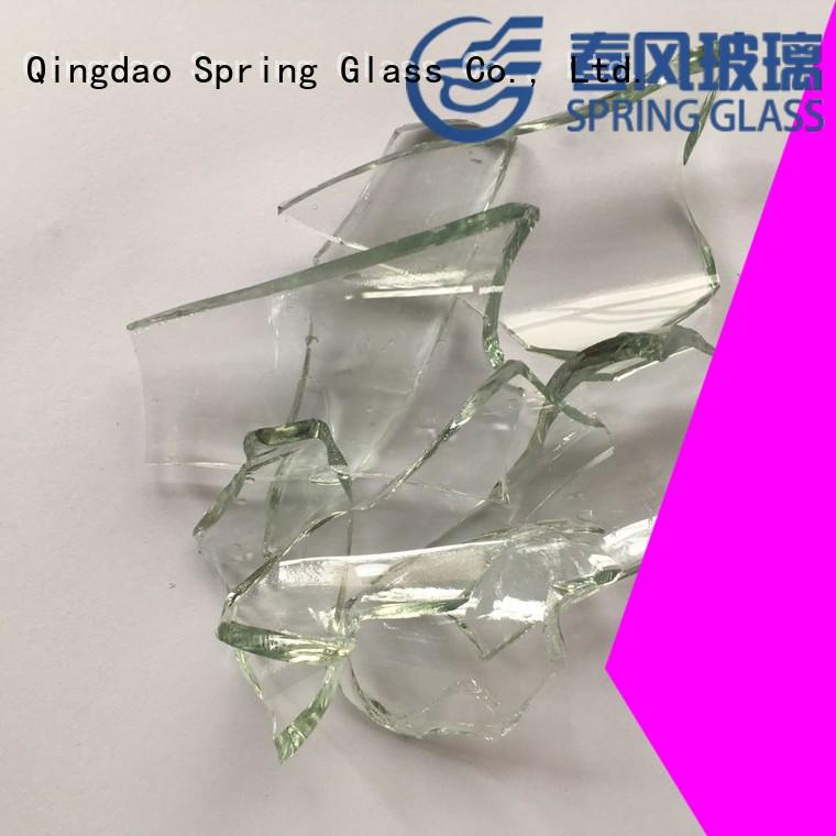 Spring Glass cullet wholesale for fire pit