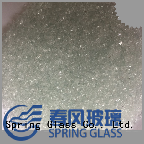 super white crushed glass manufacturer for sale